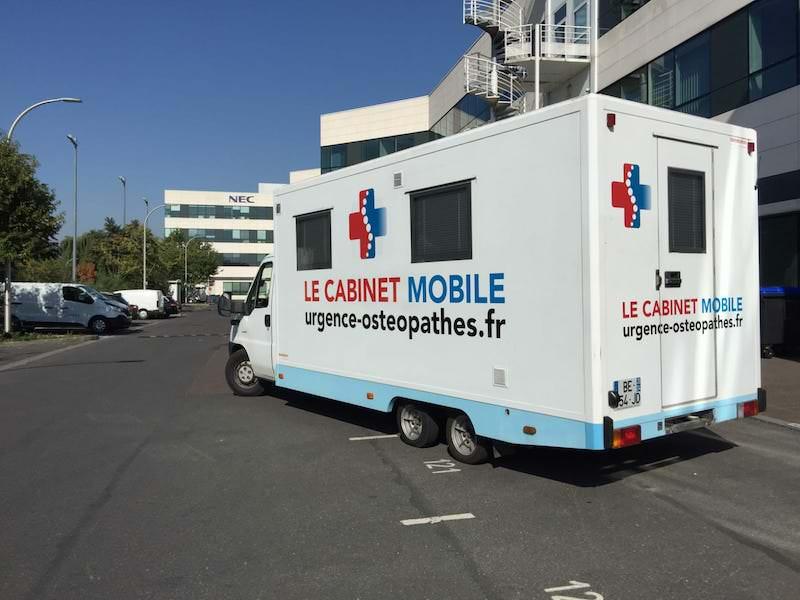 cabinet osteopathie mobile en entreprise